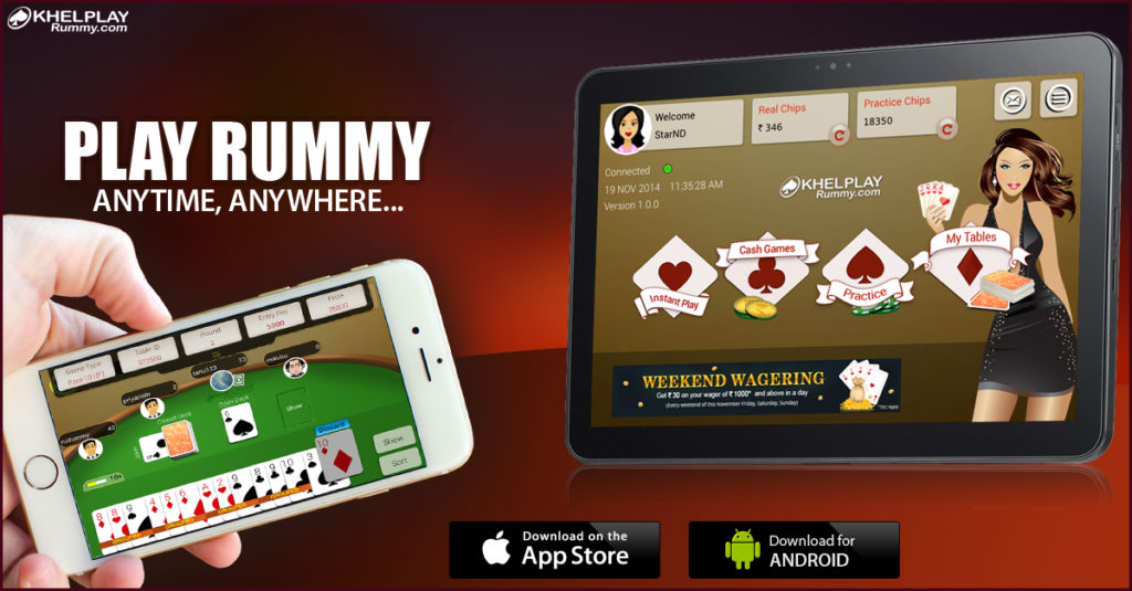 KhelPlayRummy-App-Launch