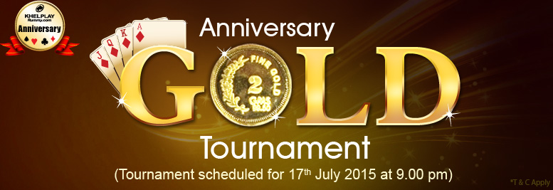 Anniversary Gold Tournament
