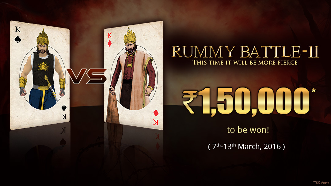 Rummy Battle at KhelPlay Rummy