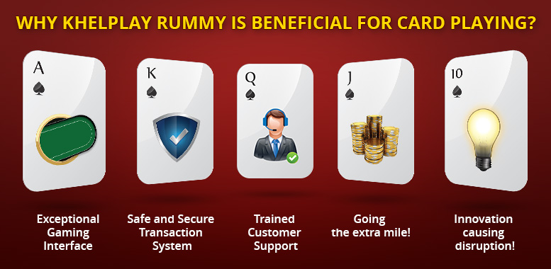 Why You Should Play Rummy @ KhelPlay Rummy