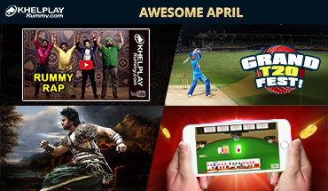 Awesome April Featured Banner