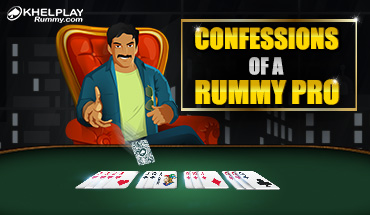 rummy player confession