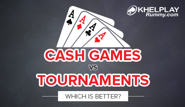 Cash Games vs Tournaments – Which is Better?