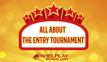 All About the Entry Tournament