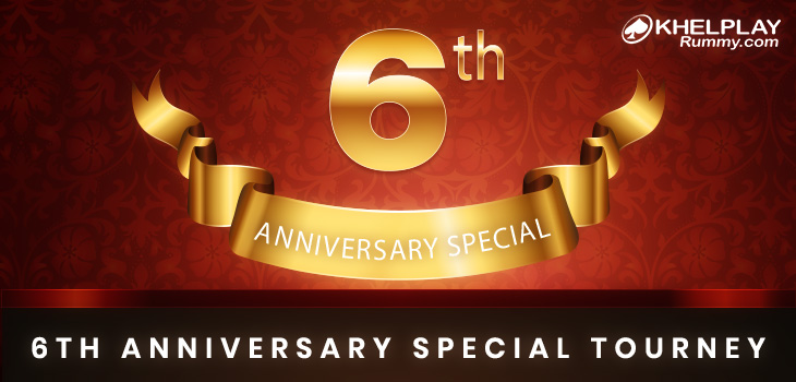 6th Anniversary Special Tourney
