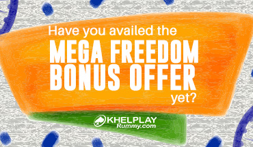 Have You Availed the Mega Freedom Bonus Offer Yet?