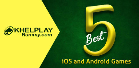 5 Best iOS and Android Games