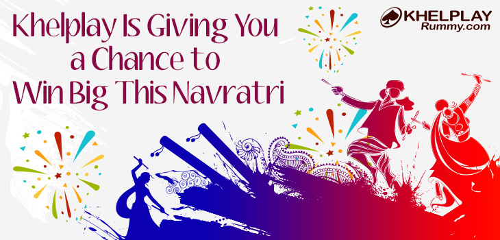 Khelplay is Giving You a Chance to Win Big This Navratri