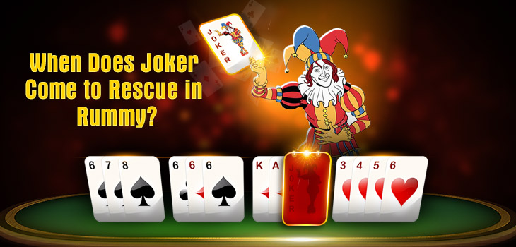 joker card in rummy