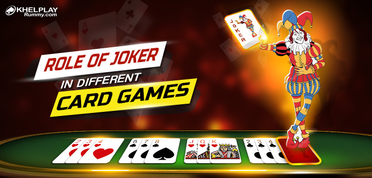 Role of joker in card games