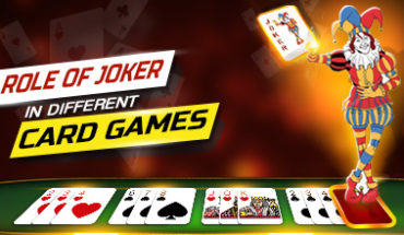 Role of joker in rummy