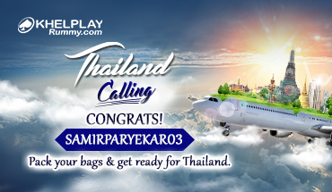 online rummy - thailand offer