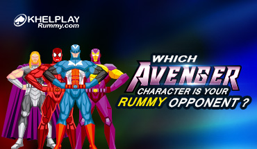 avengers characters and rummy