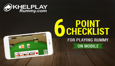 play rummy on mobile