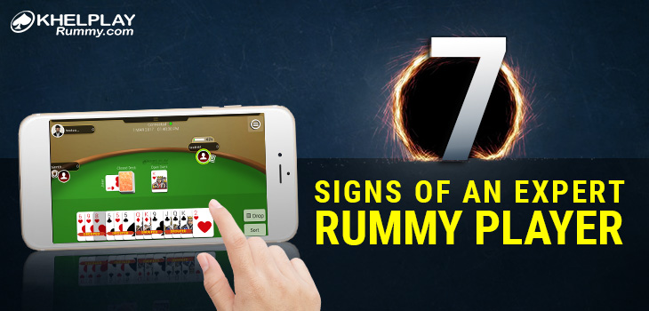 rummy player signs