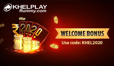 2020 welcome bonus rummy