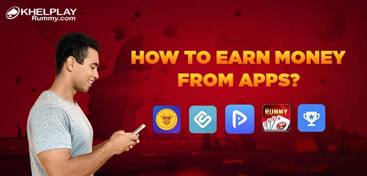 How to earn money from apps