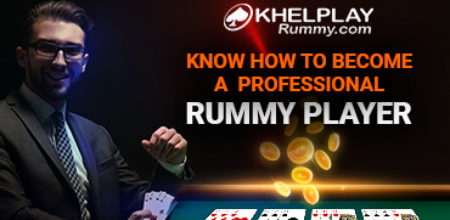 Professional Rummy Player