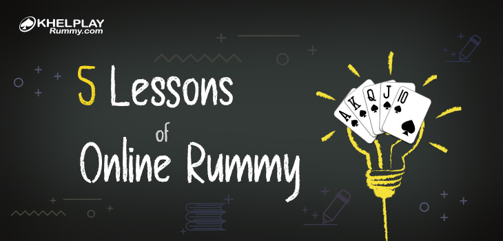 lessons of rummy