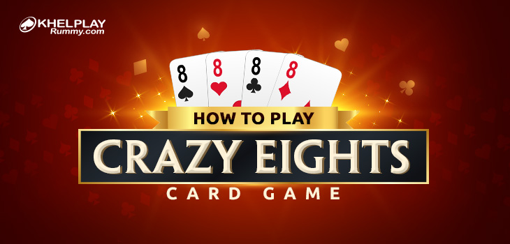 crazy eight card game